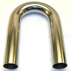 2' Extra Thick Stainless Steel 180° Bend, 2.0""