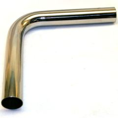 2' Extra Thick Stainless Steel 90° Bend, 2.0""