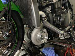 06-19 Kawasaki ZX14-ZX14R Turbo System