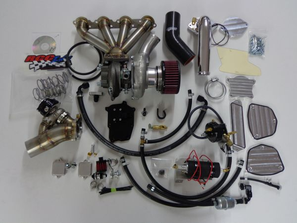 Kawasaki ZX14 Stage 1 Turbo System 2006-2018 models