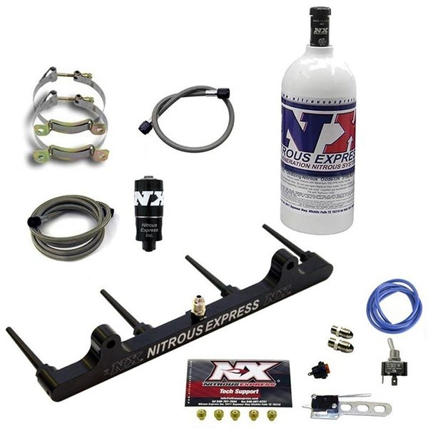 Nitrous Billet Spray Bar System for Hayabusa