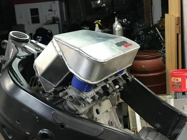99-19 Suzuki Hayabusa GSX1300R - GSX1340R Water-Air Intercooled System
