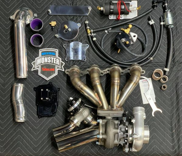 Kawasaki ZX14 Stage 1 Turbo System 2006-2020 models