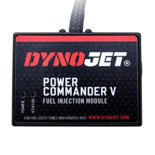 POWER COMMANDER V PTI, Turbo Charged Suzuki Hayabusa 02-07