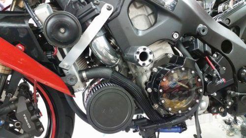 2001-2008 Suzuki GSX1000R Base Turbo System