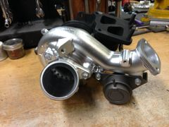 Stage 1 EVO 10 52/50 Anti-Surged XTR-Billet Extended Tip Compressor