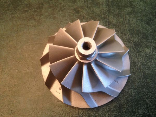 LLY Duramax Factory Cast Compressor Wheel (2004.5-2006)