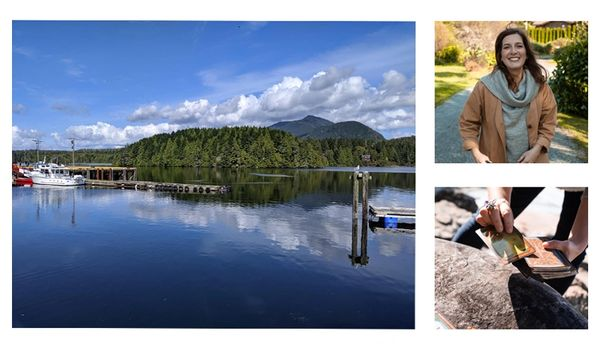 Tarot Retreat, Ucluelet, tegantarot