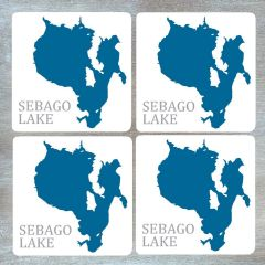 Custom Location Coaster Set