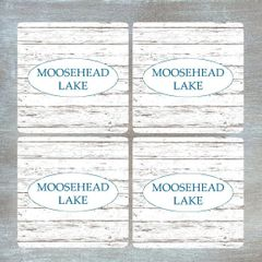 Wood Background Set - Customizable Words