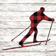 Skier - Cross Country