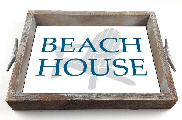Beach House w/ Interchangeable Insert
