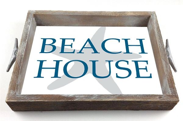Beach House - Interchangeable Insert Serving Tray