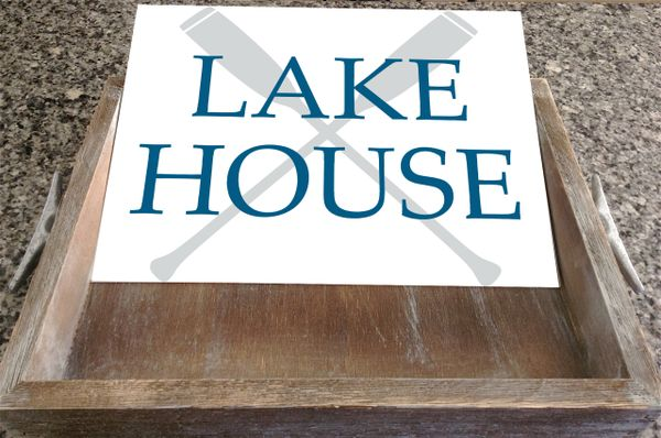 Insert Only - Lake House