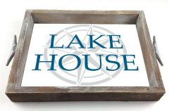 Lake House w/ Interchangeable Insert