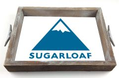 Sugarloaf - Serving Tray w/ Interchangeable Insert