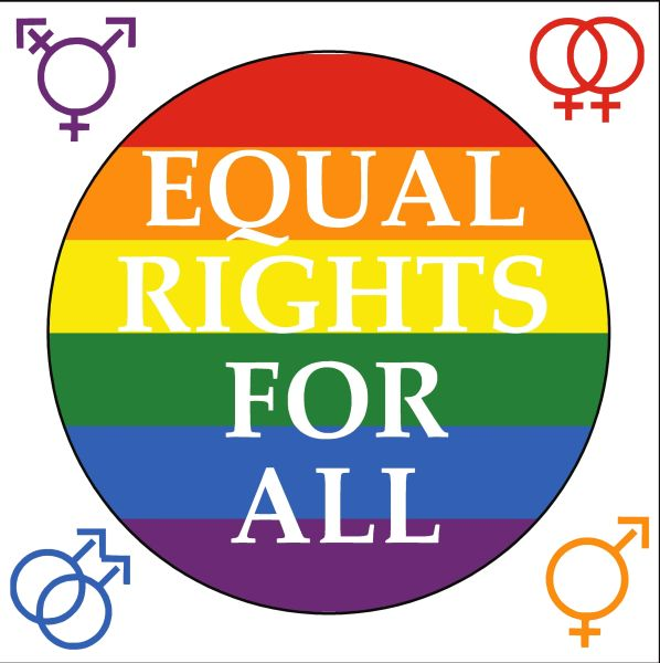 Equal Rights for All - Large
