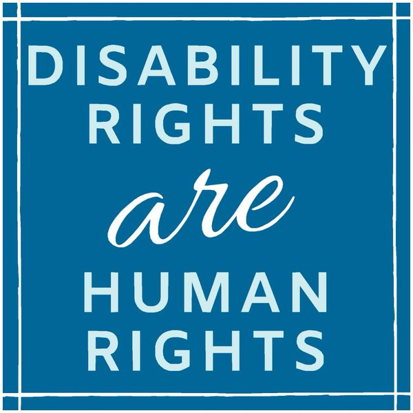 Disability Rights - Large