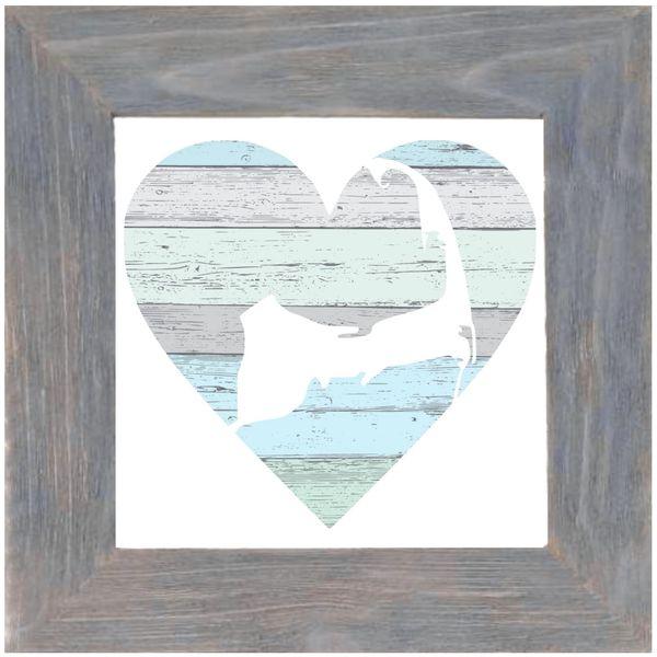 Custom Heart - Pastel