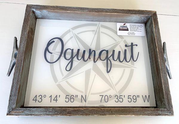 Ogunquit Latitude Longitude