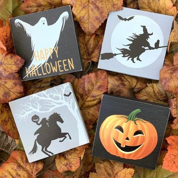 Halloween Bundle - 4 for $40