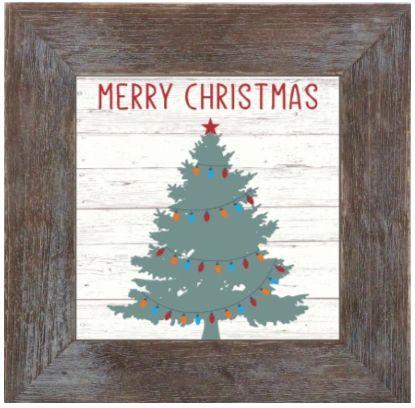 Christmas Vintage Tree