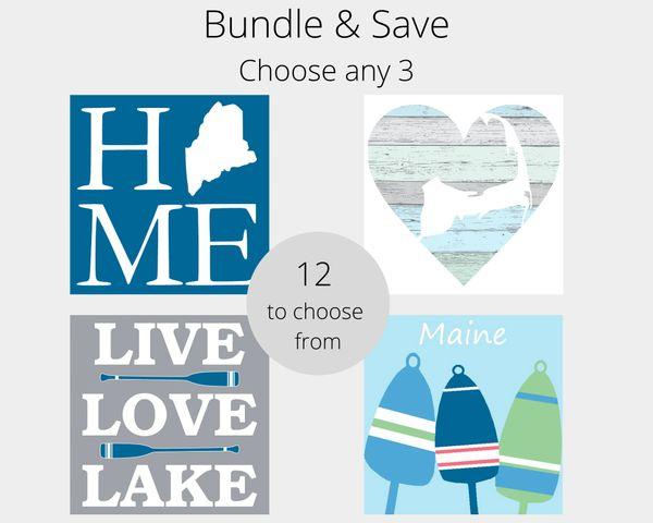 Custom Bundle - Choose any 3