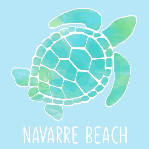 Sea Turtle - Wood Block (3 colors)