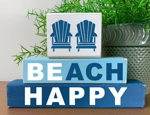Beach Happy Stacker