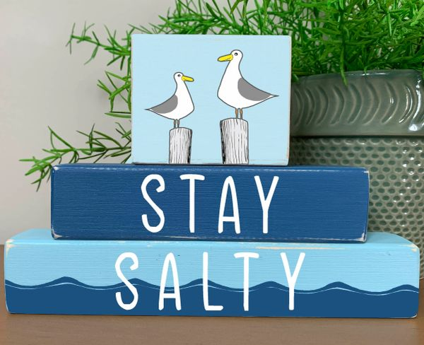 Stay Salty Stacker