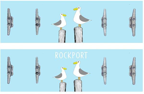 8x24 Seagulls