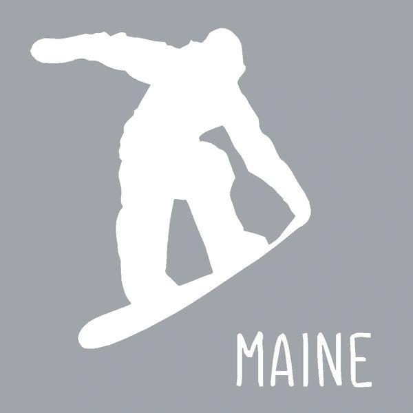 Skier - Snowboarder