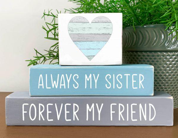 Always My Sister Stacker