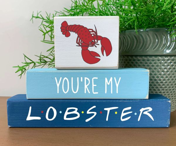 You're My Lobster Stacker