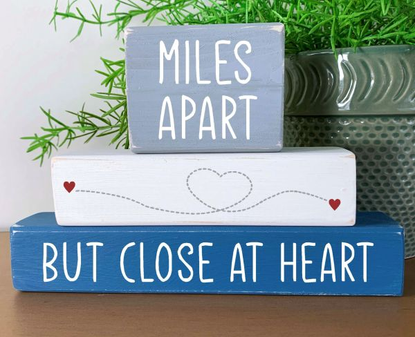 Miles Apart Stacker