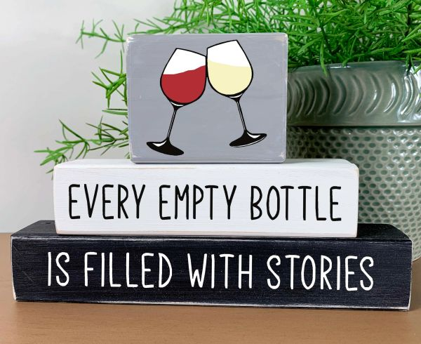 Empty Bottle Stacker