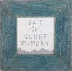 Eat Ski Sleep Repeat