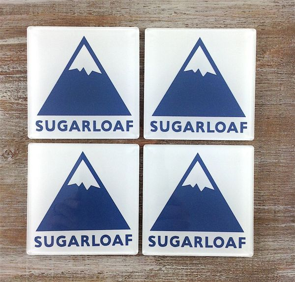 Sugarloaf Coaster Set