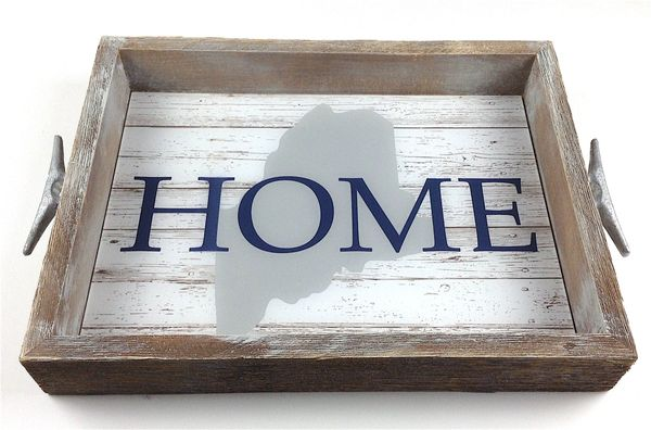 Home (custom location) - Interchangeable Insert Serving Tray