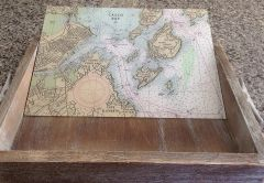 Insert Only - Customizable Nautical Chart