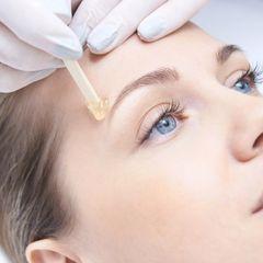 Eyebrow & Lip Wax