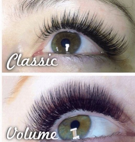 CURRENT CLIENT Remove & Replace Hybrid set(has our lashes on in past 30 days)