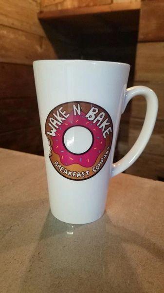 Latte Mug 17oz.