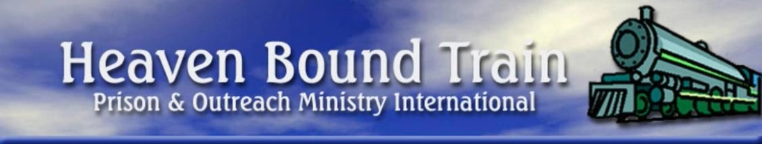 HeavenBound   Train International Prison Ministry