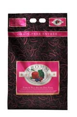 Fromm 4 Star Dog Dry Grain free Pork & Peas 12#