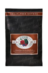 Fromm 4 Star Dog Dry Grain Free Game Bird Recipe 26#