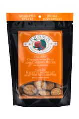 Fromm Four-Star Chicken with Carrots & Peas Grain-Free Dog Treats, 8oz