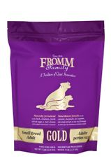 Fromm Gold Dog Dry Adult Small Breed 5#