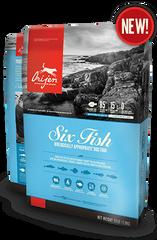 Orijen Six Fish 25#