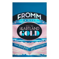 Fromm Gold Dog Dry Heartland Gold GF Large Breed Puppy 12#
